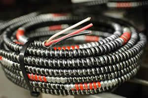 Sheiled cable from Beacon Electrical Distributors